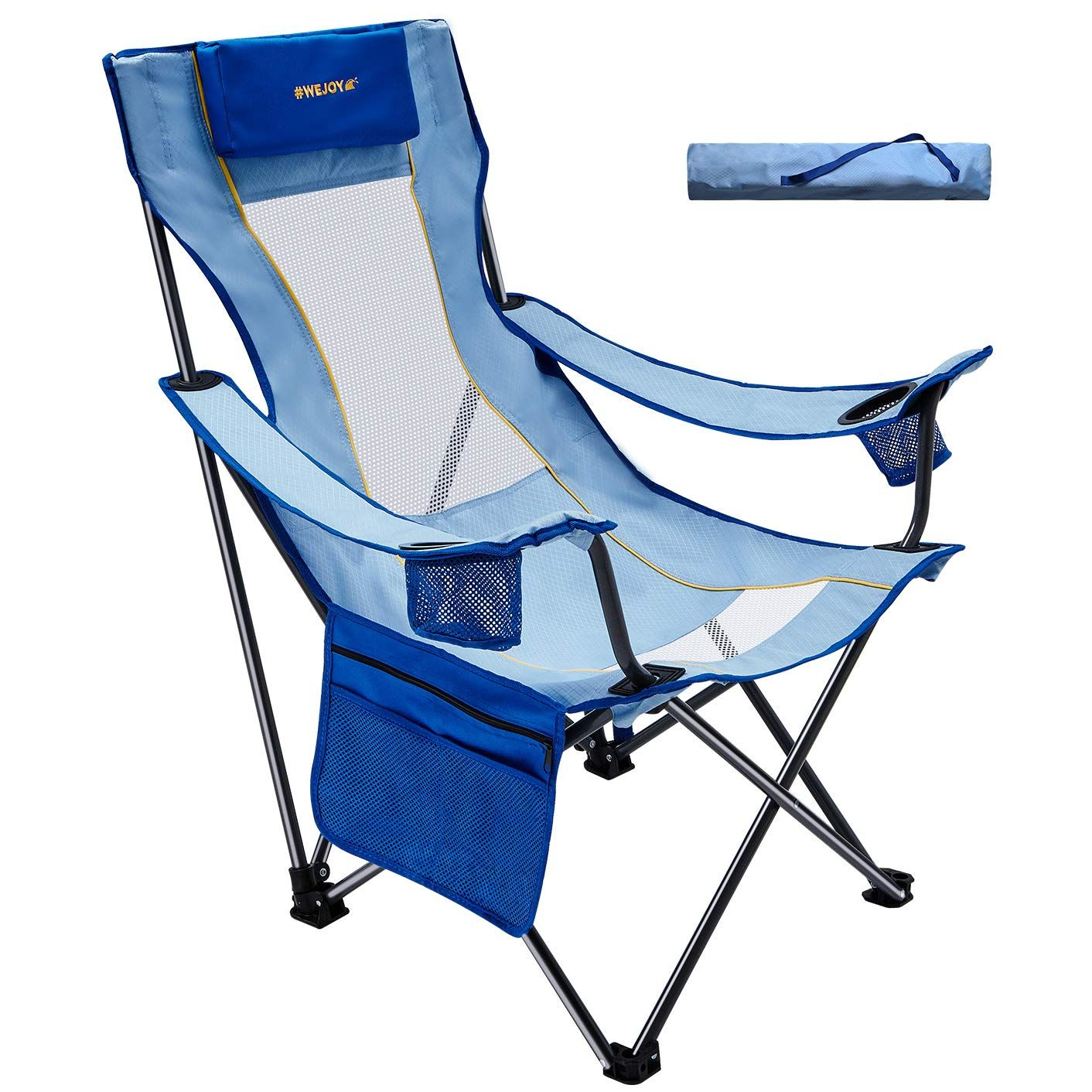 Park Art My WordPress Blog_Beach Chair With Cup Holder And Storage