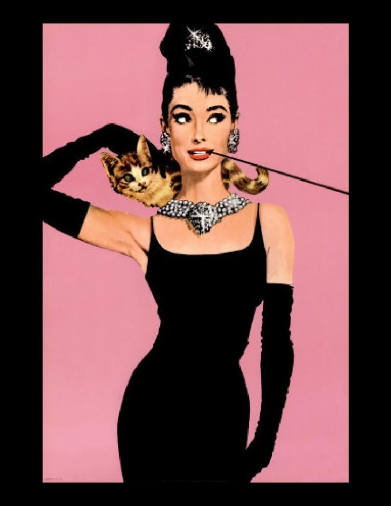 Audrey Hepburn & Breakfast at Tiffanys ♥   Audrey   Pinterest ...