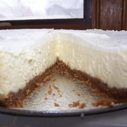 making this now...all organic though, of course ;)  Killer Cheesecake Allrecipes.com