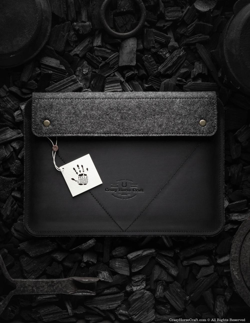 Leather MacBook Air Case 2016 MacBook Pro Sleeve Bags