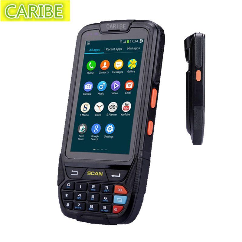 1d Barcode Scanner 4g Wifi Nfc Rugged