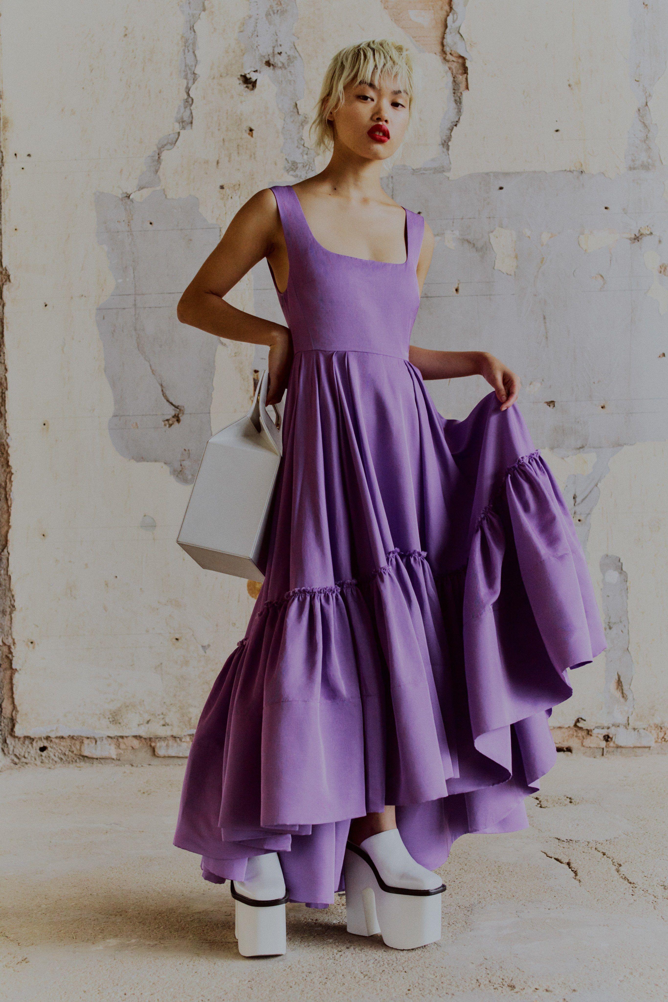 Solace London Spring 2019 ReadytoWear Fashion Show