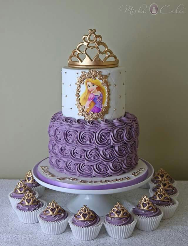 Excellent Pin By Katiewilliams On Disney In 2020 Rapunzel Birthday Cake Funny Birthday Cards Online Overcheapnameinfo