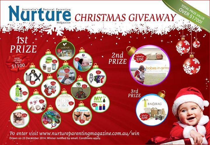 Join our Christmas Giveaway comp and win awesome prizes! Wanna know how awesome these items are? Visit our page here: http://tinyurl.com/nxc9pe7