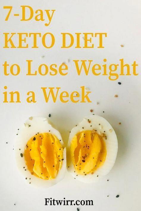 Keto-Diät-Menü: 7-tägiger Keto-Speiseplan für Anfänger   – Health