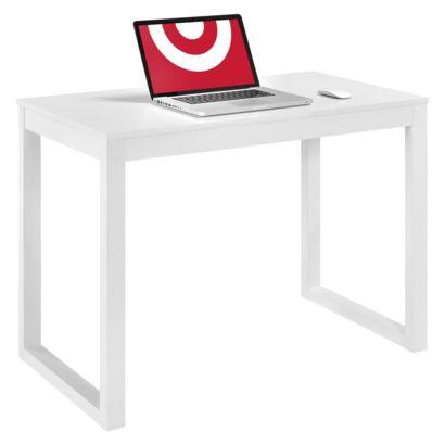 Target Room Essentials Parsons Desk In White