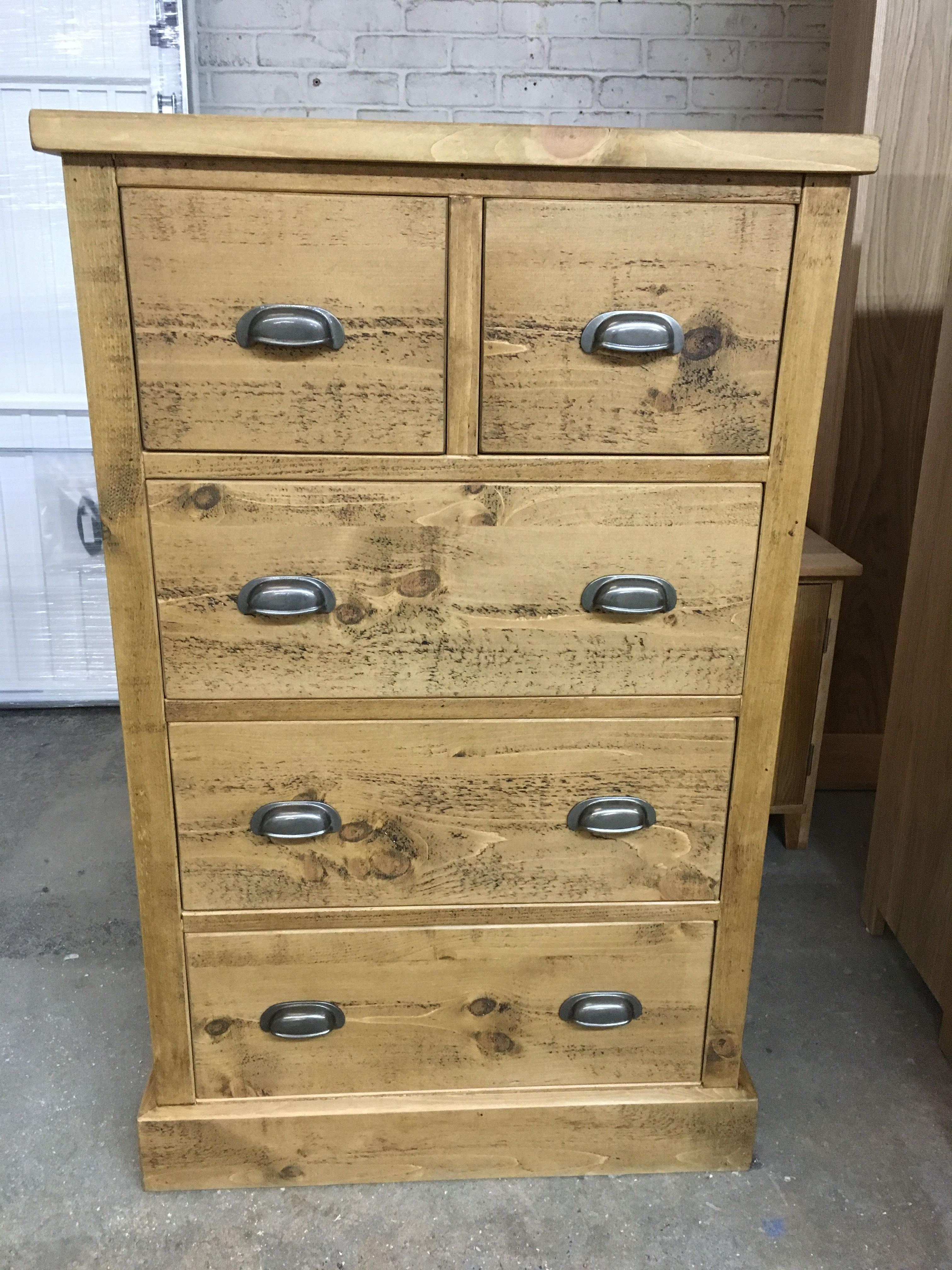 Deep Drawer Chest Of Drawers Made To Order So Can Be Any Size
