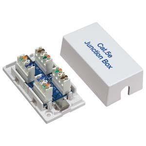 Installerparts Cat 5e Junction Box 110 Punch Down Type By Installerparts 3 26 Junction Box Is For Splicing Two Et Junction Boxes Electronic Cables Junction
