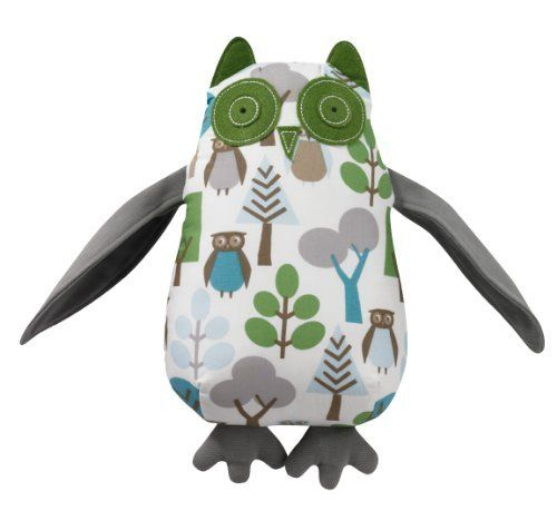 How adorable is this plush owl.