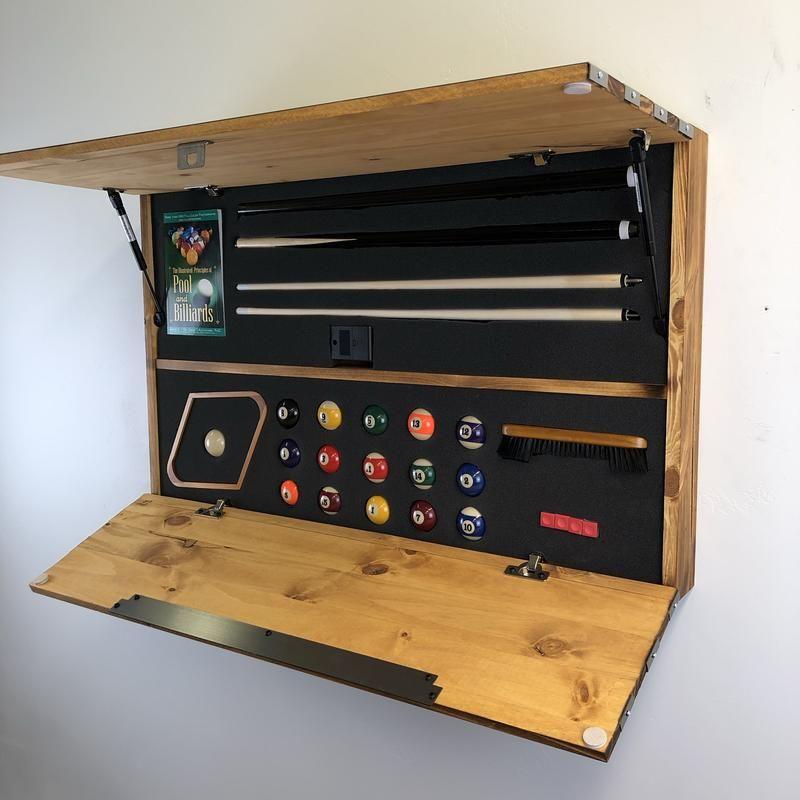 Dart Board Freedom Cabinet Polished Steel Hold Door Open Dart Board