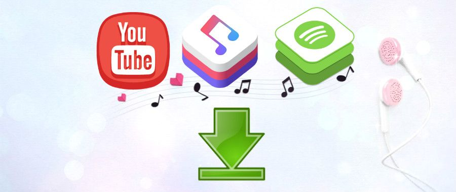Youtube Spotify Apple Music で音楽をダウンロード保存する方法 再生 音楽 音楽を聴く