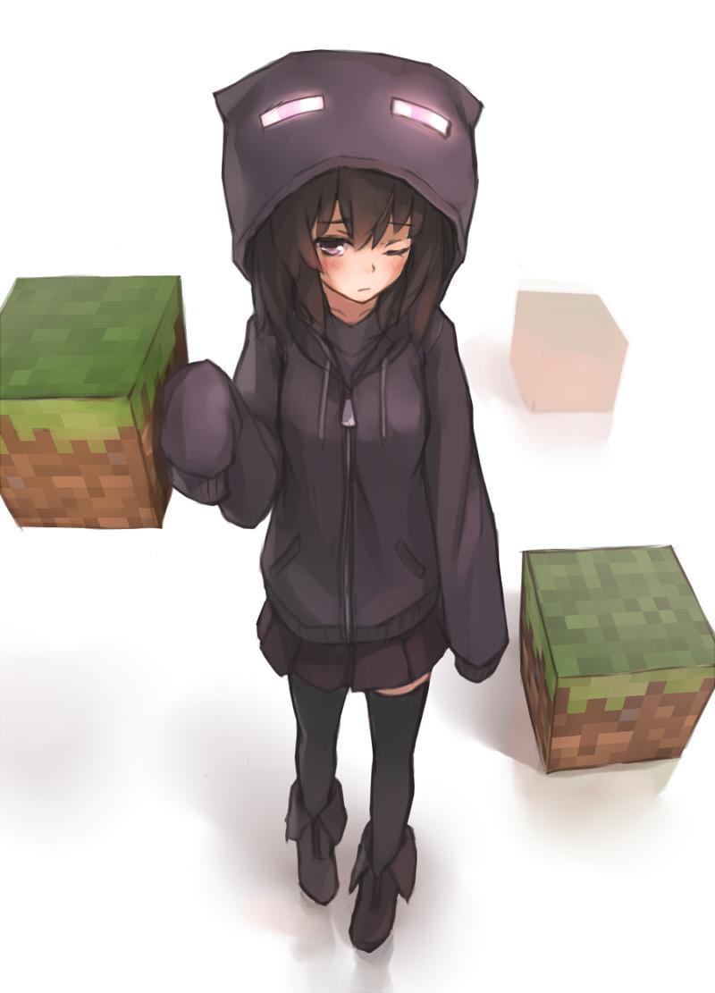 Enderman | Minecraft Skins