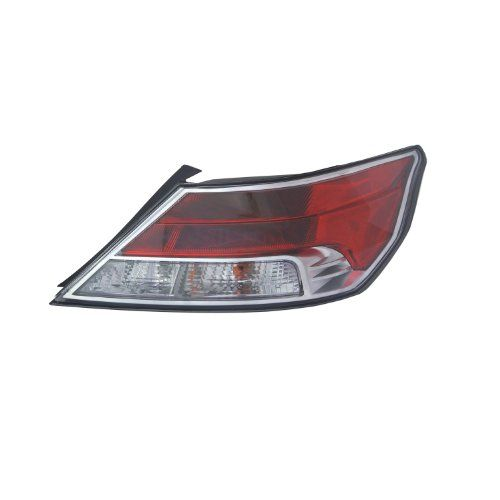 TYC 11644500 Acura TL Right Replacement Tail Lamp -- You