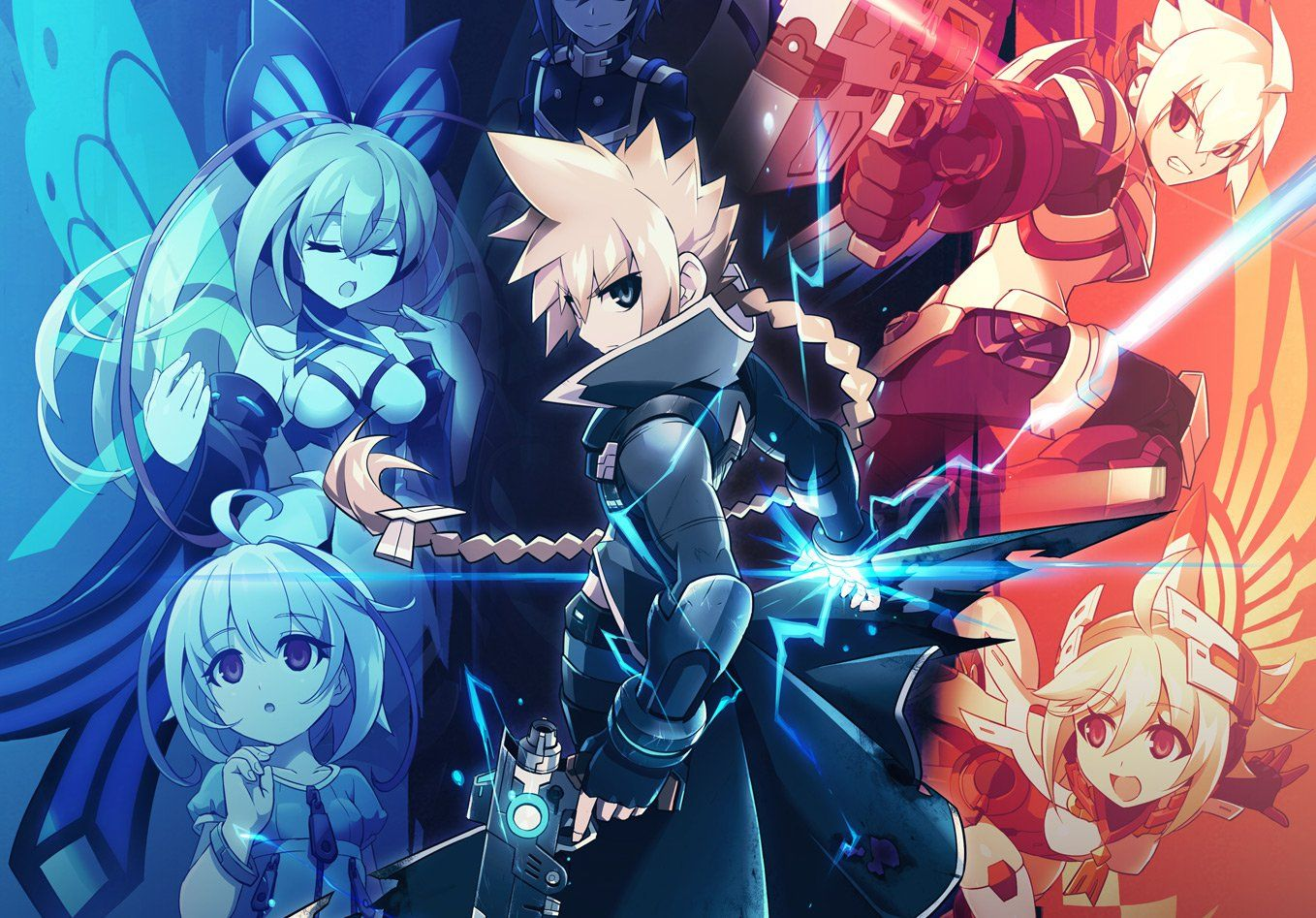 Azure Striker Gunvolt: Striker Pack is coming to the Switch: Inti Creates seems to be just fine making its living off of Nintendo. The…