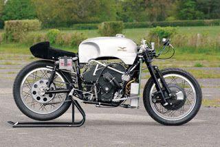 Moto Guzzi 500cc V8