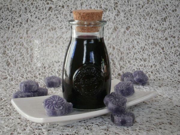 coulis ou sirop de bonbons la violette recettes boissons pinterest le violette. Black Bedroom Furniture Sets. Home Design Ideas