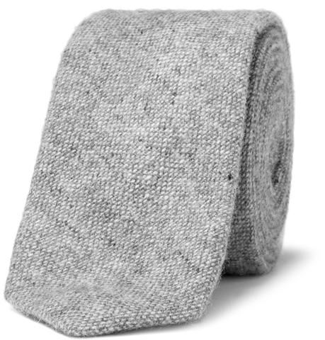 Alexander Olch Woven-Wool Tie