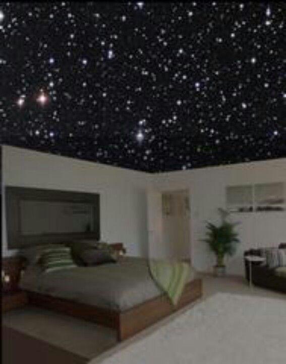 Pin On Teen Girl Night Sky Bedroom