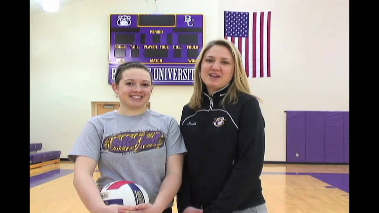 Digging Volleyball Drills You Can Run By Yourself Bellevue University Volleyball Workouts Volleyball Practice Volleyball Training