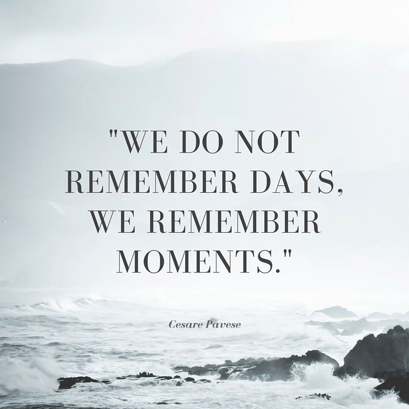 Aquaazulboutique Remember Day Life Quotes Words
