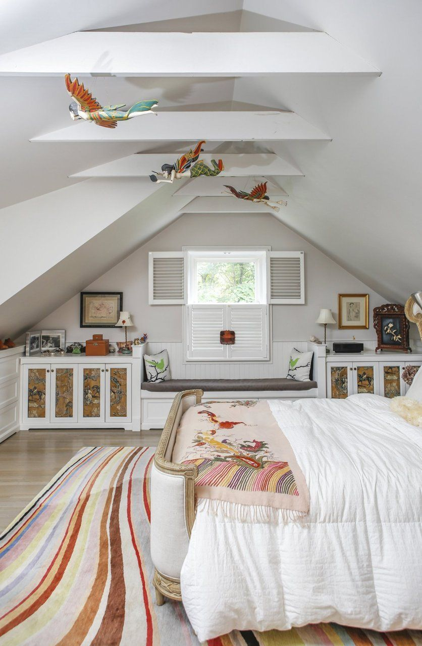 An Eclectic Seaside Cottage Full Of Texture Pattern House Bedroom Decor Minimalist Bedroom