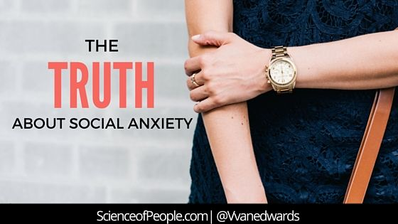 We get lots of questions about social anxiety, so we found an expert to explain the causes of it and how to deal.