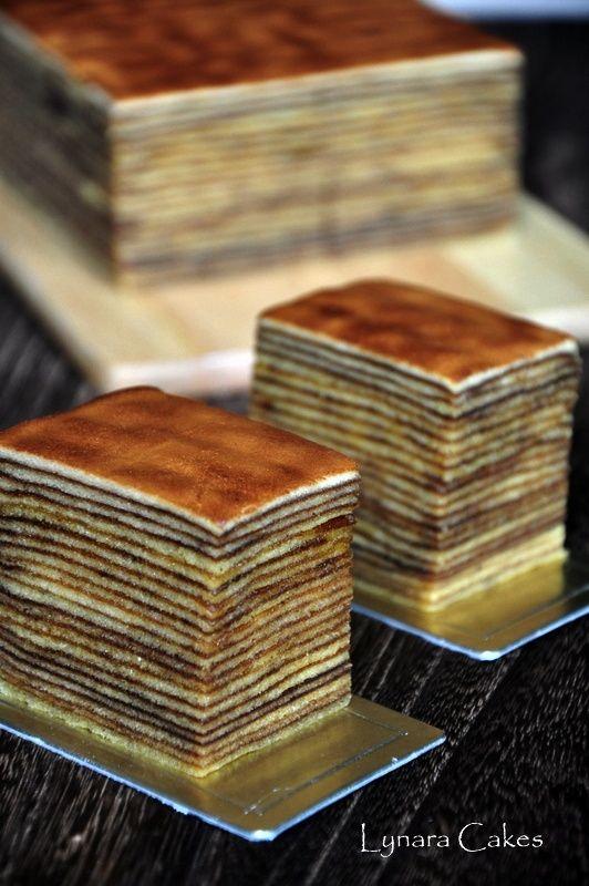 Lapis Legit Ny Liem 1 2 Resep Bahan A 25 Butir Kuning Telor 150 Gr Gula Halus Saya 200 Gr 1 Lapis Legit Indonesian Desserts Asian Desserts