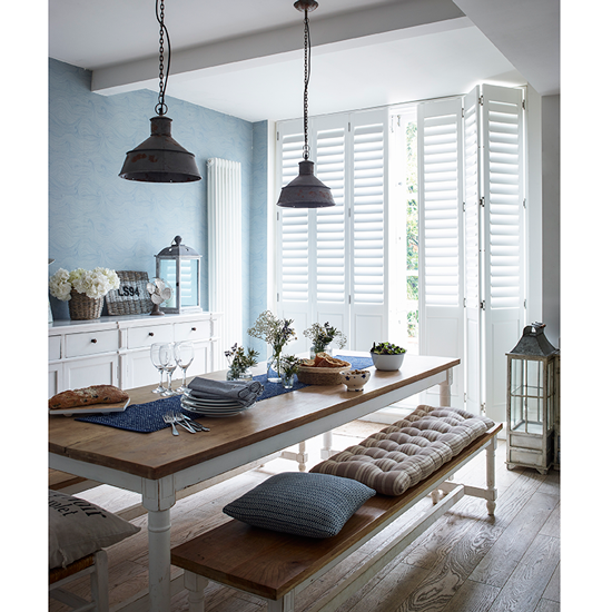 Wowfactorworthy window treatments. Part one Shutters
