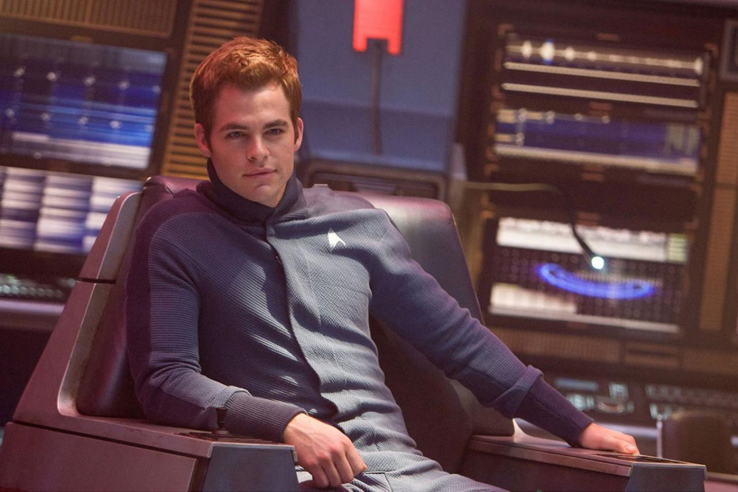 "Will there be another ""Star Trek"" movie starring Chris Pine as Kirk and Zachary Quinto as Spock?"