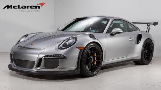 """""""2016 Porsche 911 GT3 RS"""""""