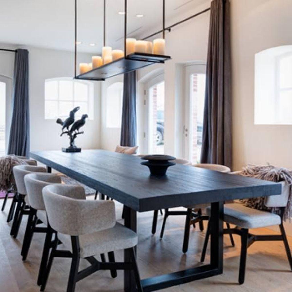 40 Classy Modern Contemporary Dining Room Ideas Trendehouse Minimalist Dining Room Dining Room Contemporary Dining Room Furniture Modern