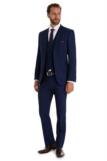 06ef5c306ca9 Ted Baker Tailored Fit Blue Mix And Match Suit Jacket