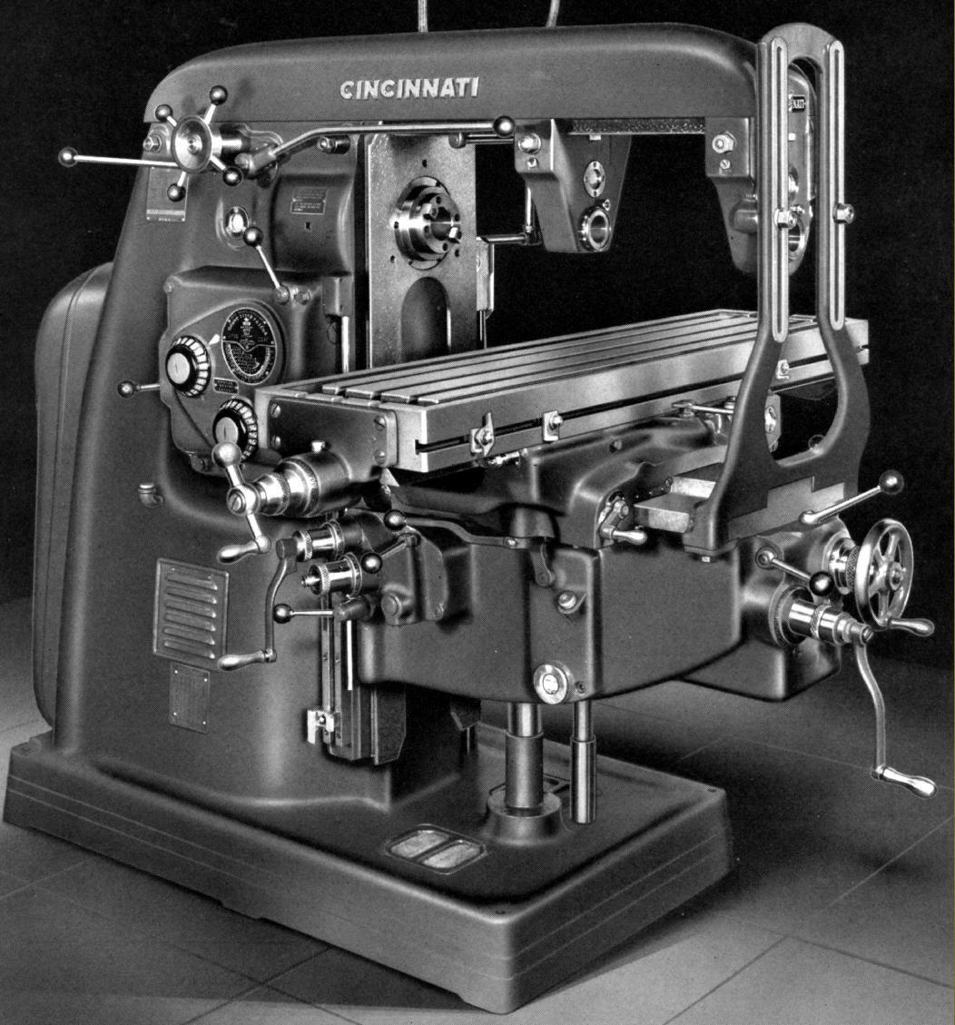 cincinati machine tools