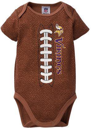 online store ee97b 62d80 NFL Baby Minnesota Vikings Football Bodysuit | future kids ...