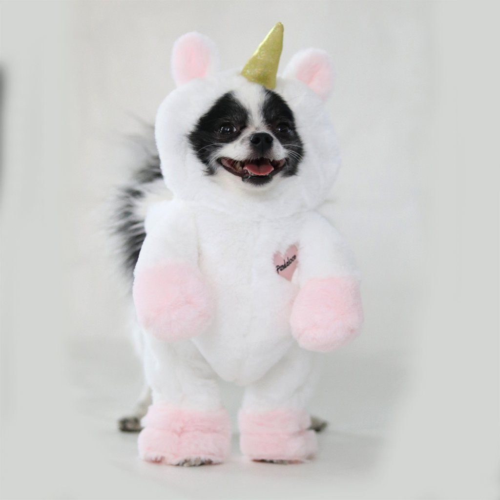 Walking Unicorn Dog And Pet Costume As Seen On Shark Tank