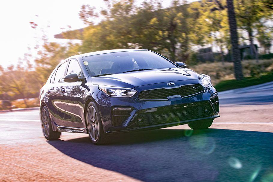 Kia Announces Details About New 2020 Forte Gt Lineup Kia Forte Kia Kia Motors