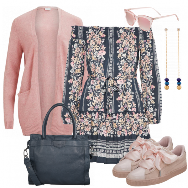Lotus Outfit  – Frühlings-Outfits  bei FrauenOutfits.de