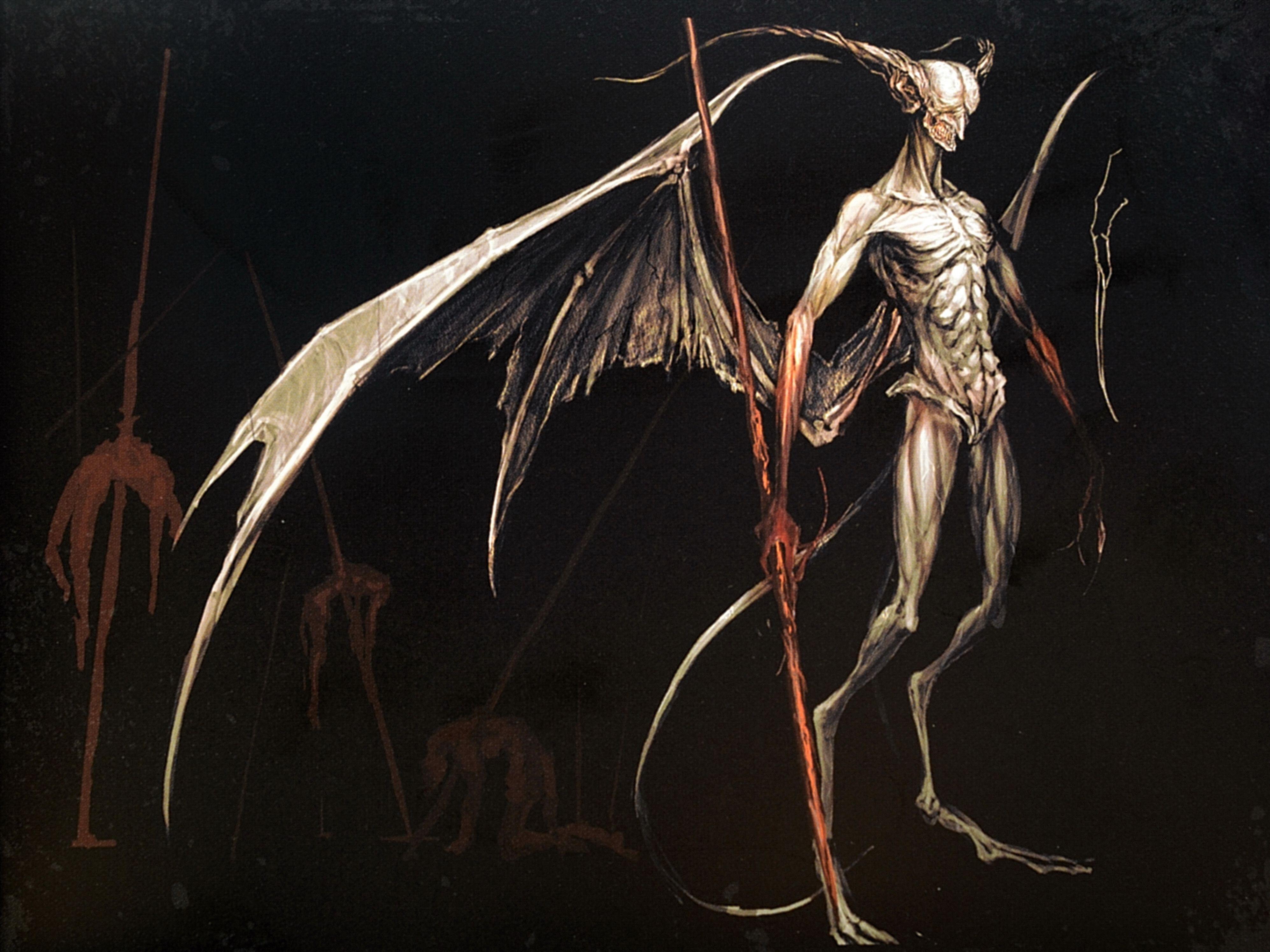Bat Wings Google Search Dark Souls Dark Souls Art Dark Souls Design Works