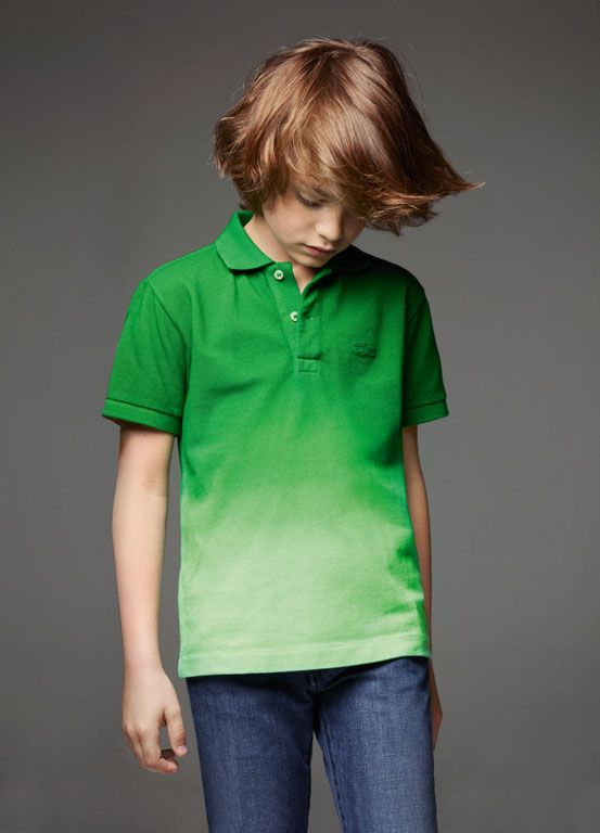 b2285448b3f6 Lacoste presents Unconventional Kids! Lacoste Spring-Summer 2012 ...