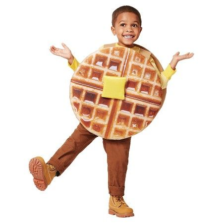 55f2c56bb310cb Toddler Waffle Deluxe Costume - One Size Fits Most : Target ...