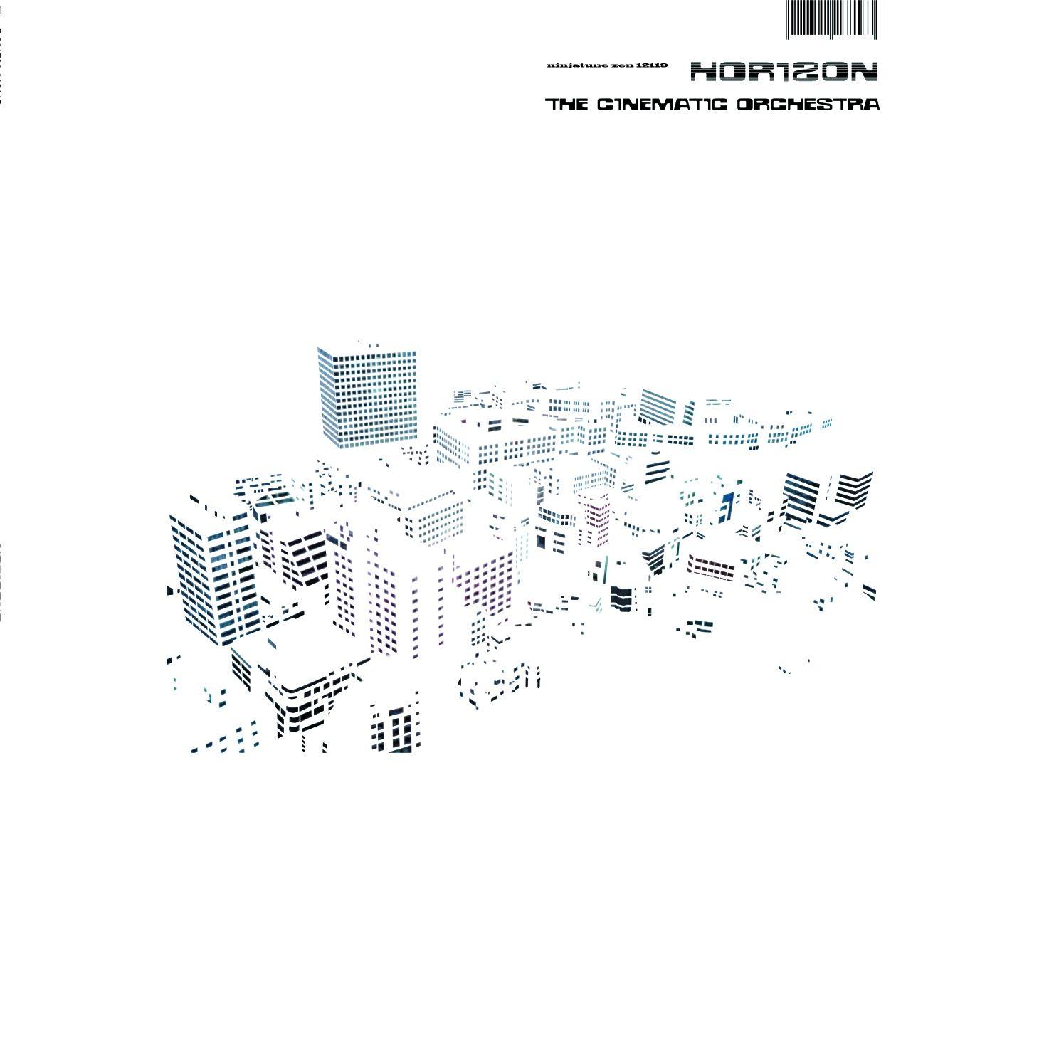 cool album graphics from cinematic orchestra album name is horizon