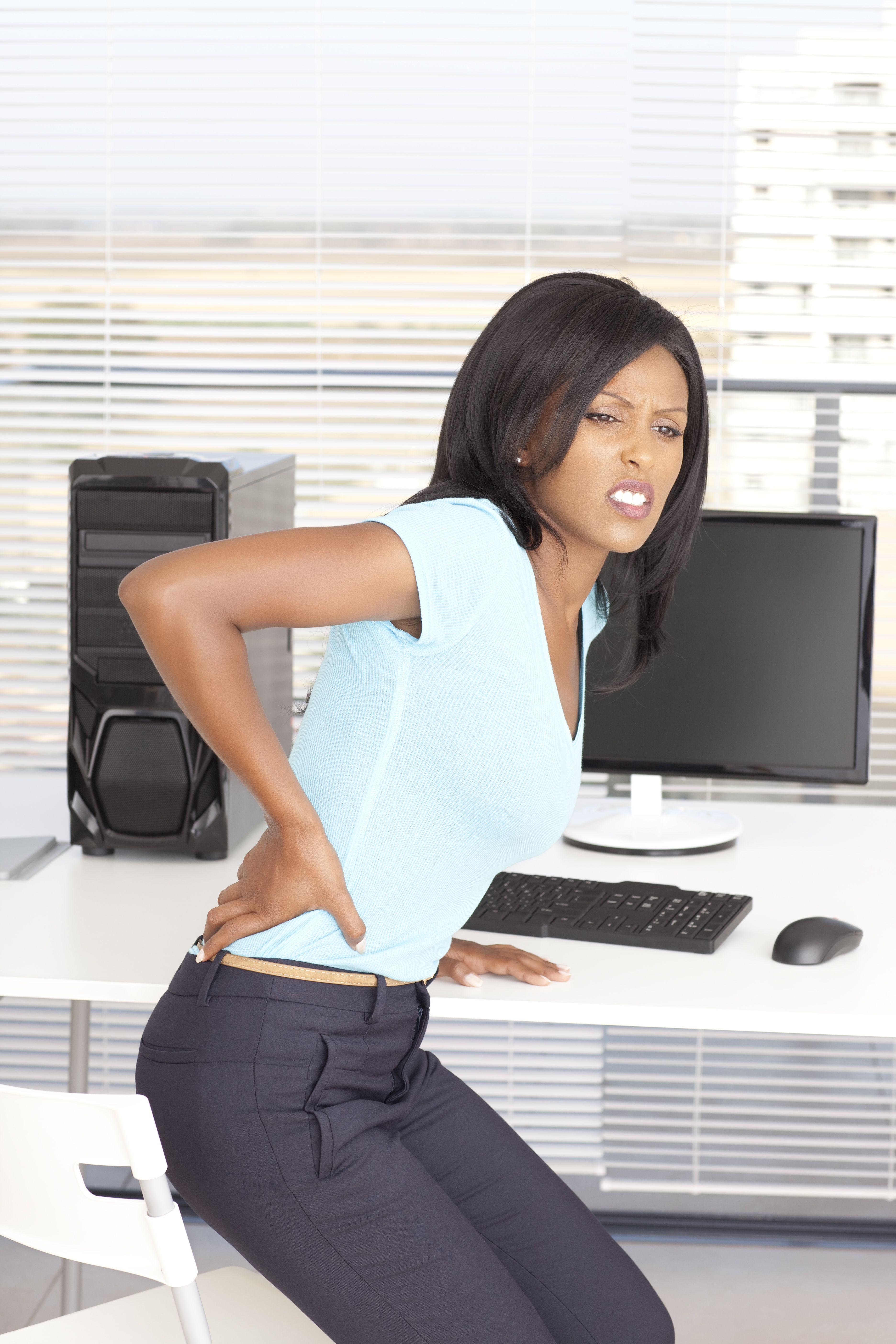 Straight Talk Posture Tips For Workmoms