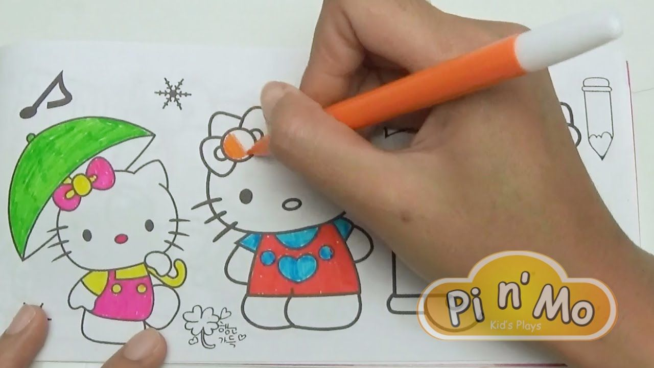 Pin Di Drawing And Coloring For Kids