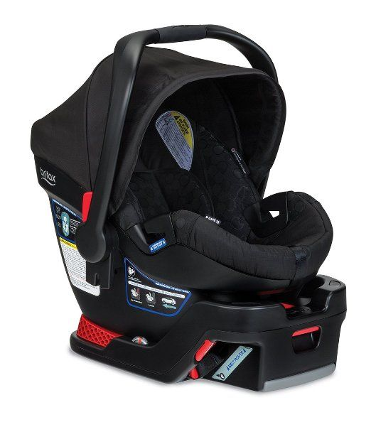 Britax B Safe 35 Infant Car Seat Black Prior Model Infant Seat For Baby S First 6 Months Baby Car Seats Car Seats Best Car Seats