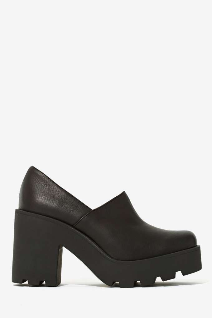 17be4ed39a Sixty Seven Aino Leather Platform   Shop Shoes at Nasty Gal!   Shoes ...