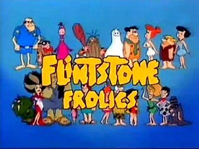 Bedrock cops risate con i flintstones è una serie televisiva a
