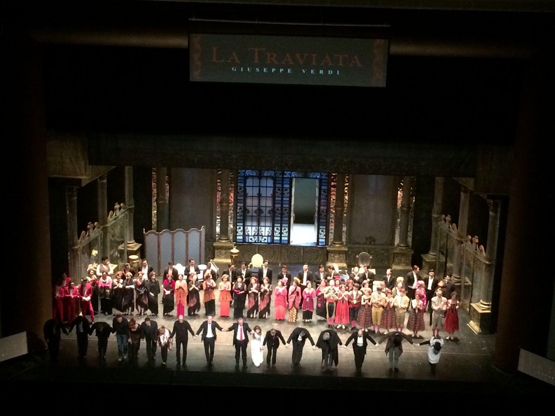 141018 대구오페라하우스(Daegu Opera House) - 오페라 라 트라비아타(La Traviata)