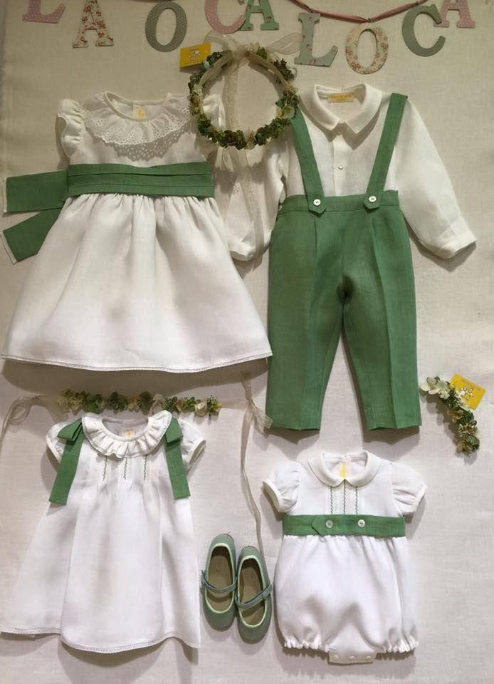 a4aec0c56 tiendas de ropa para bebé niño niña moda infantil clásica tradicional la  oca loca