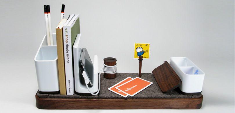 Desk Organizer / kaijustudios