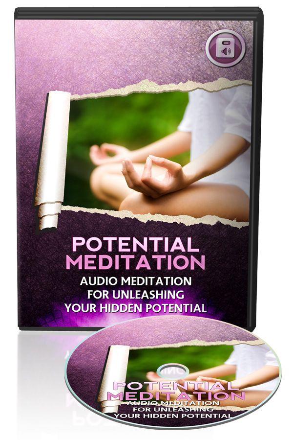 Potential Meditation #MP3 #guidedmeditation #meditation #FncWellbeing #wellbeing #wellness
